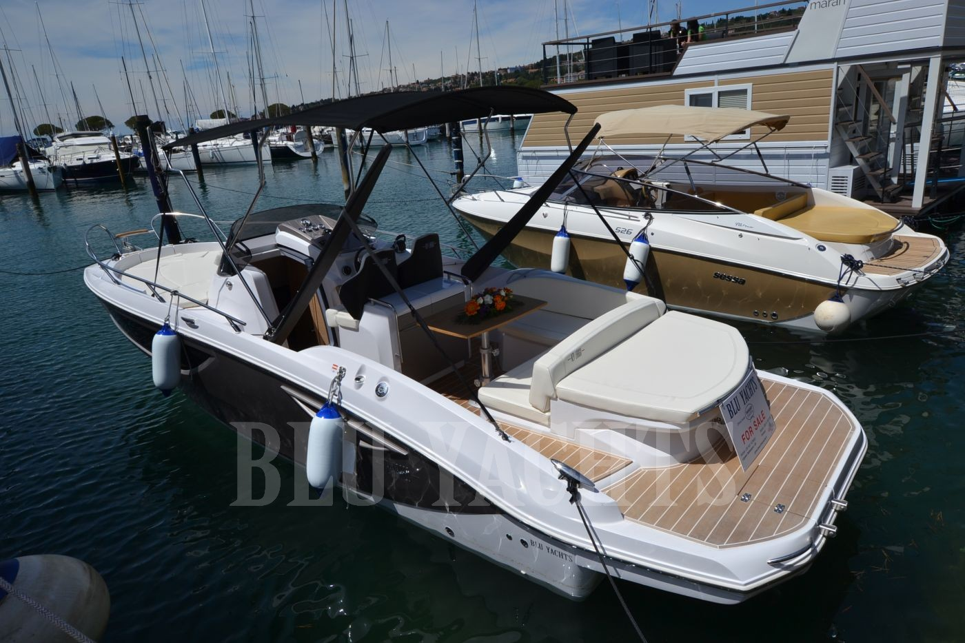 SESSA MARINE KEY LARGO 27 IB